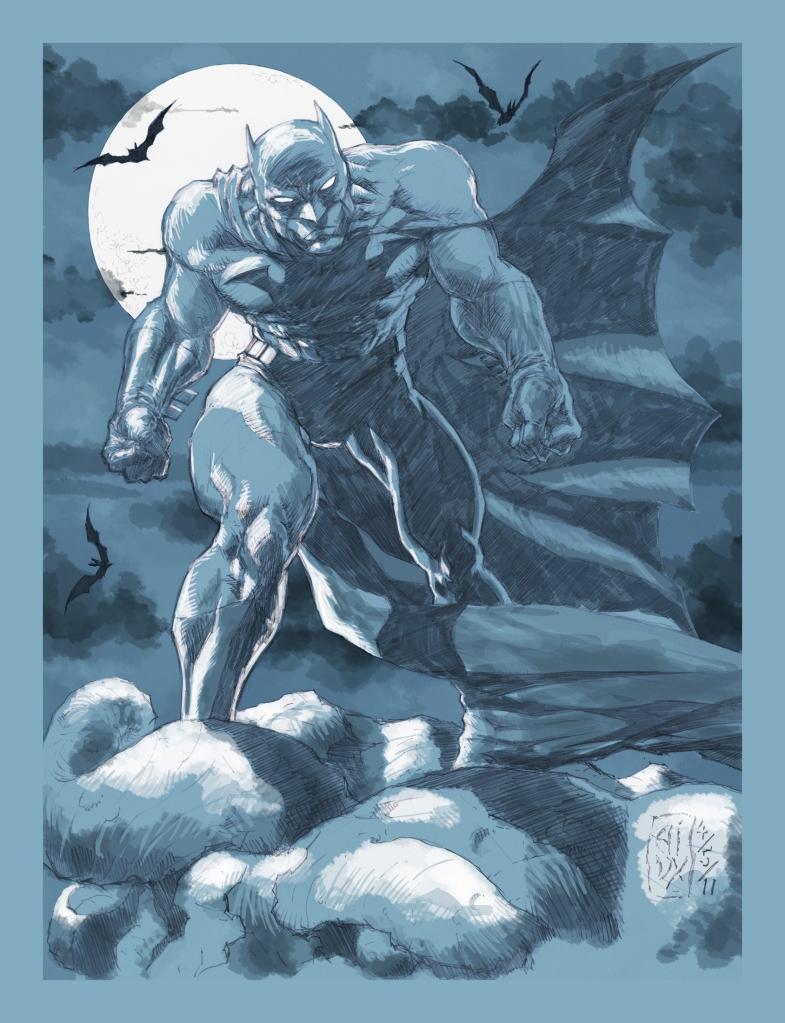 Batman: Blue