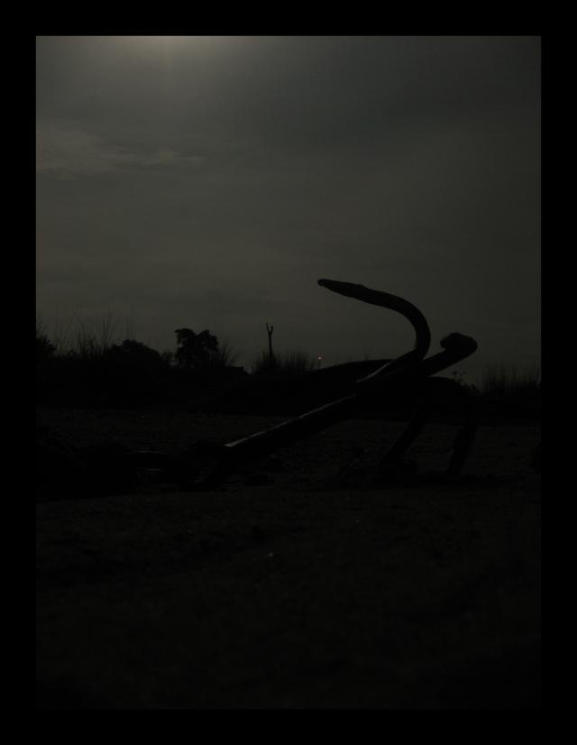 Anchored In Moonlight