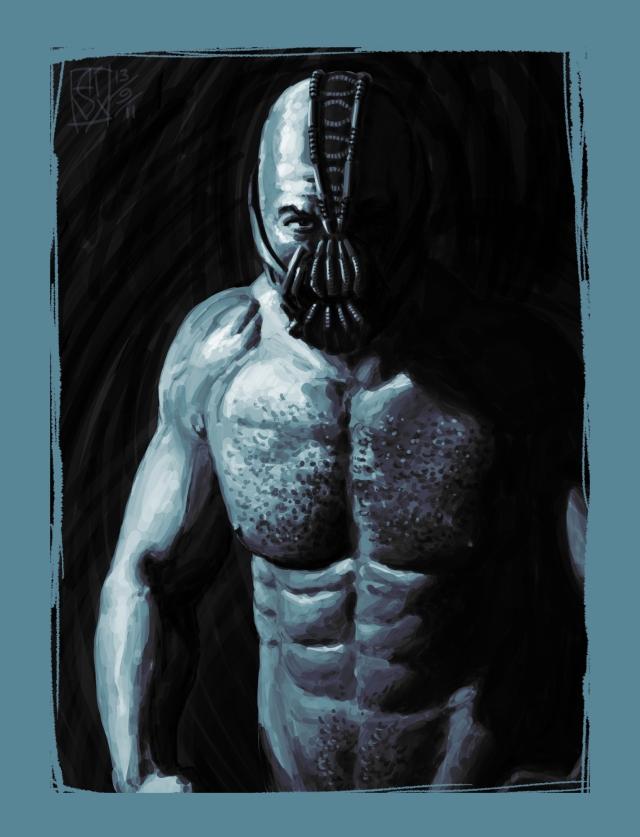 Bane: Bad In Blue