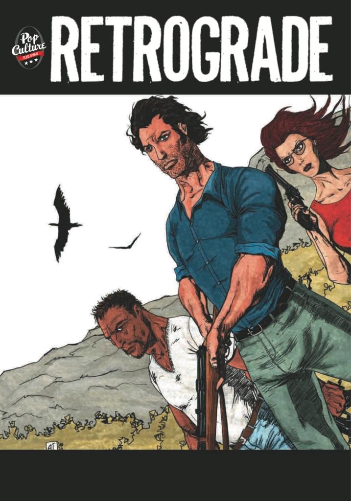 'Retrograde' Cover