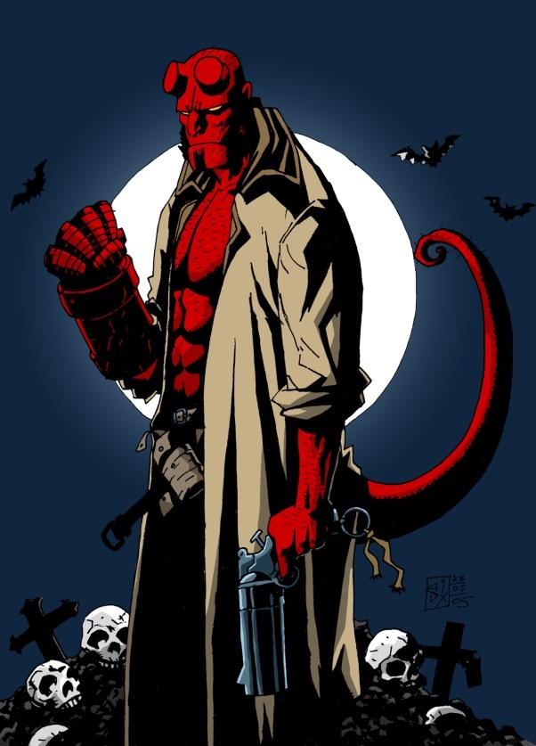 Hellboy Redux