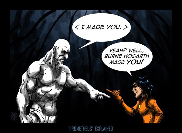 'Prometheus' Explained