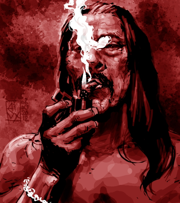 Machete Smoke
