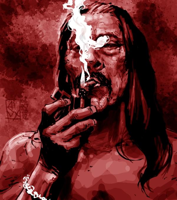 Machete Smoke
