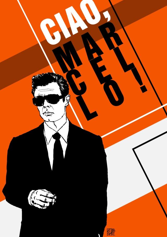 """""""Ciao, Marcello!"""""""