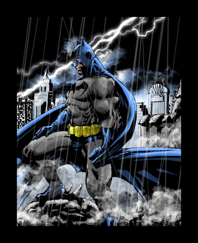 Batman: Lightning Strikes Once