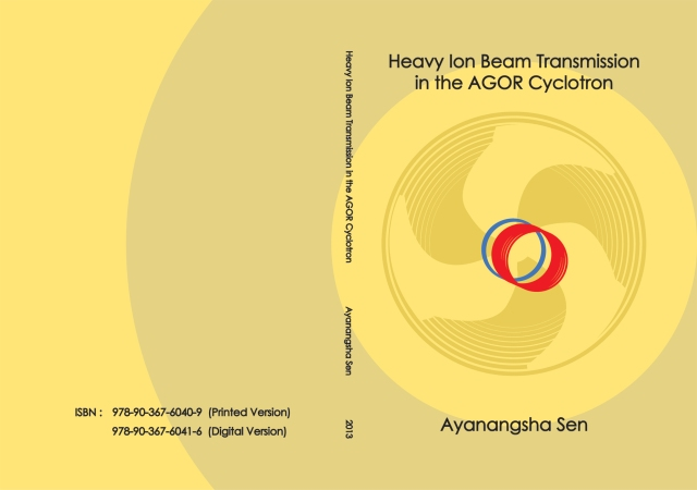 'Heavy Ion Beam Transmission in the AGOR Cyclotron'