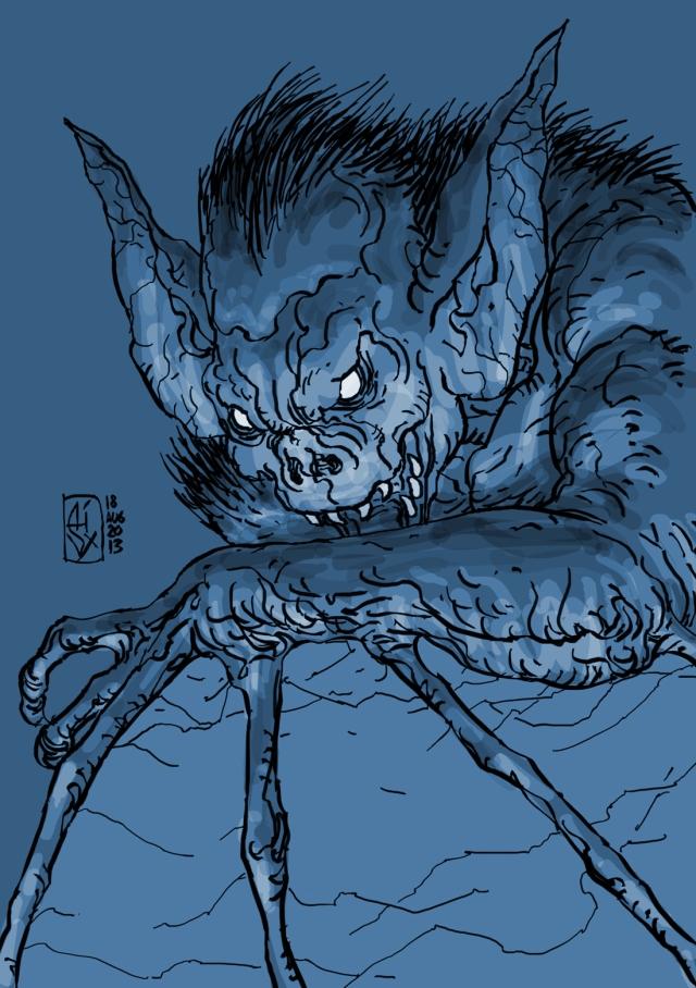 Man-Bat: Vigil