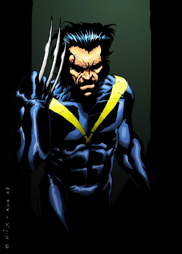 Wolverine: Out Of The Dark