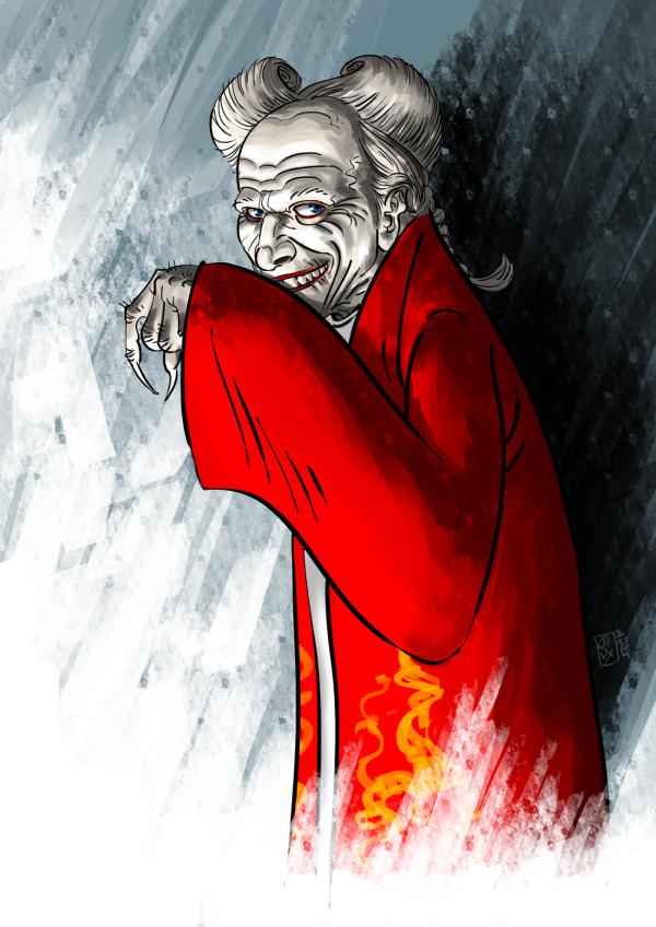 """""""I am... Dracula."""""""