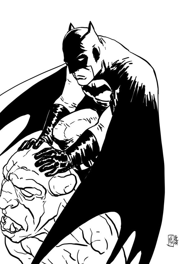 Batman: Perched