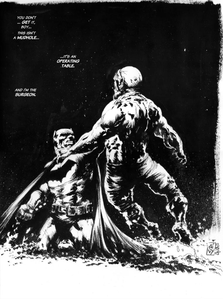 The Dark Knight Triumphant