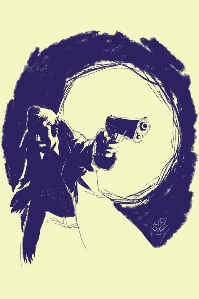 Tintin: Noir