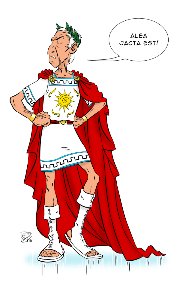 Julius Caesar: after Uderzo